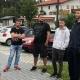 Die angehenden Bautechniker der Fachschule für Bautechnik des BFW München